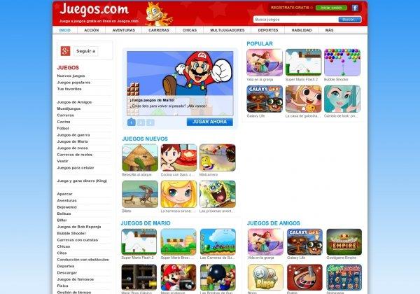 juegos en línea gratis