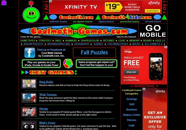 games free math online more lessons - cool and